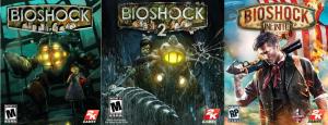 bioshock trilogy