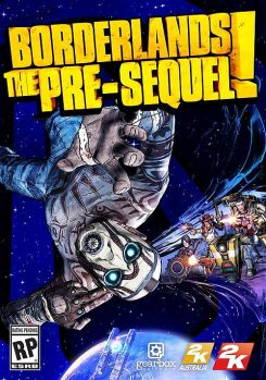 borderlands pre-sequel box art