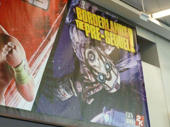 borderlands pre-sequel poster