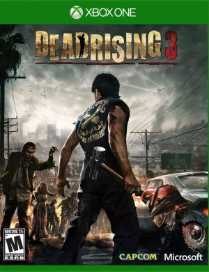 dead rising 3 box art