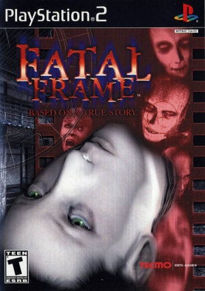 fatal frame box art