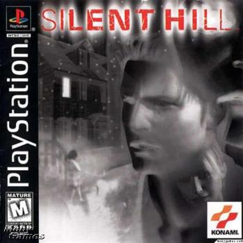 silent hill box art