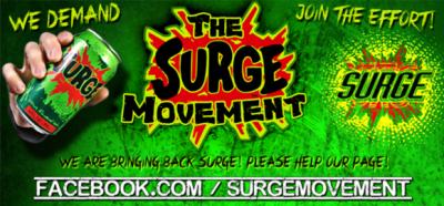 surge movement image