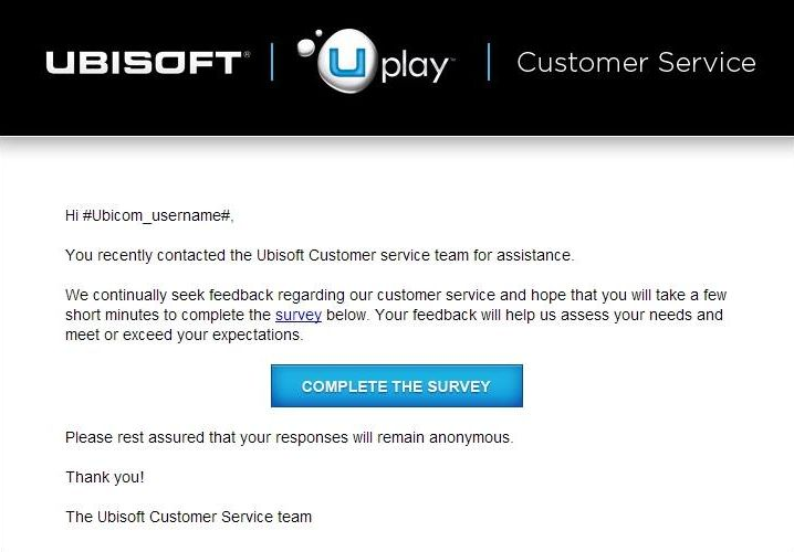 ubisoft customer support