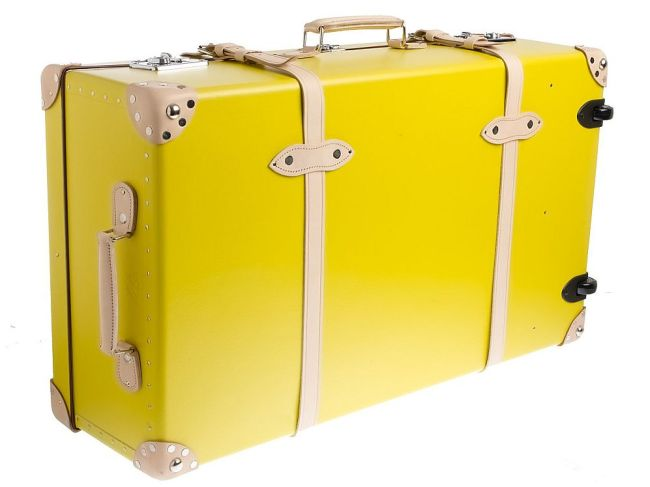 yellow suitcase 01