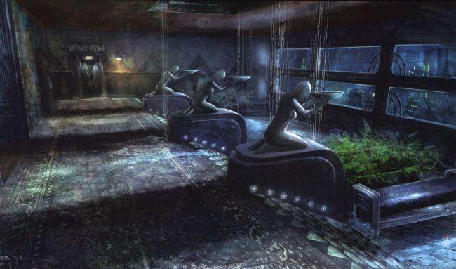 bioshock rapture interior 01