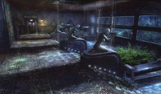 bioshock rapture interior 01