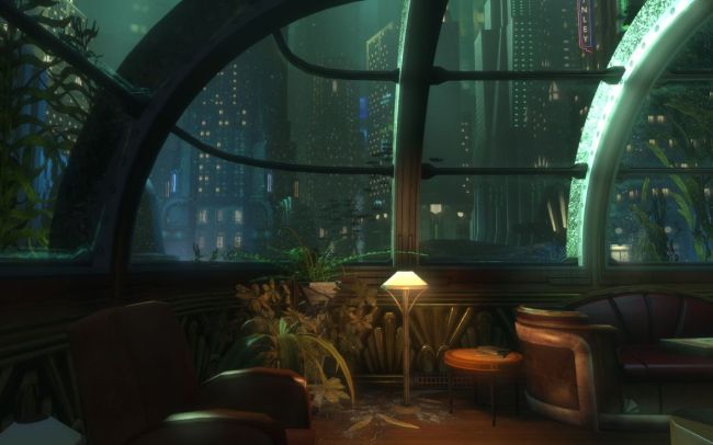 bioshock rapture interior 04