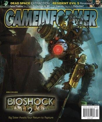 game informer bioshock 2 04.09