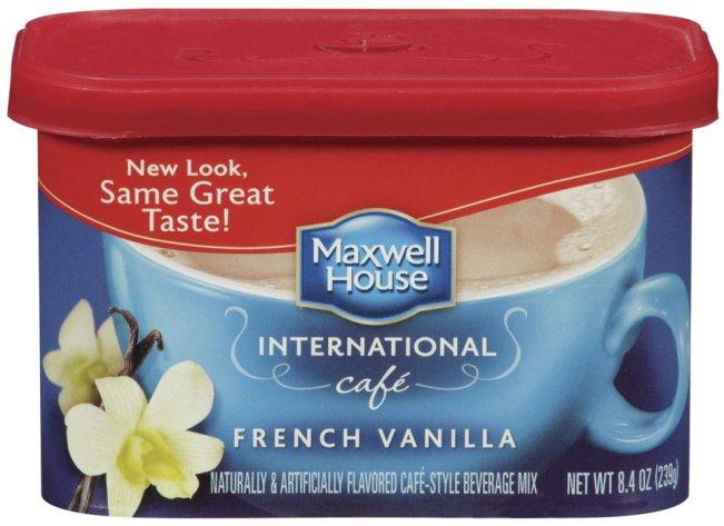 mhic french vanilla cafe