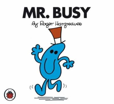mr busy