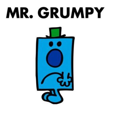 mr grumpy