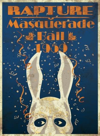 rapture masquerade poster 02