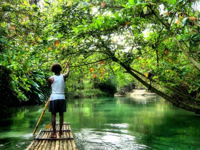 bamboo rafting kristi keller