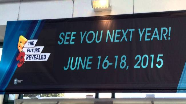 e3 see you next year