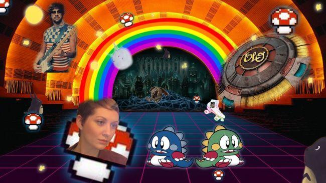 rebekah whimsy collage
