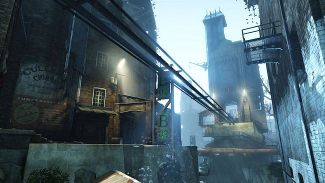 dishonored dunwall city 01