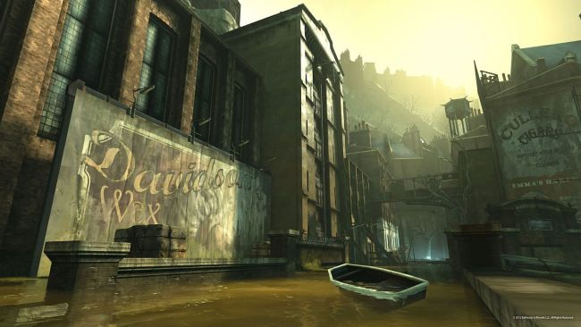 dishonored waterway 01