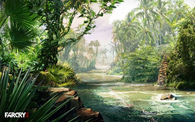 fc3 jungle wallpaper 02
