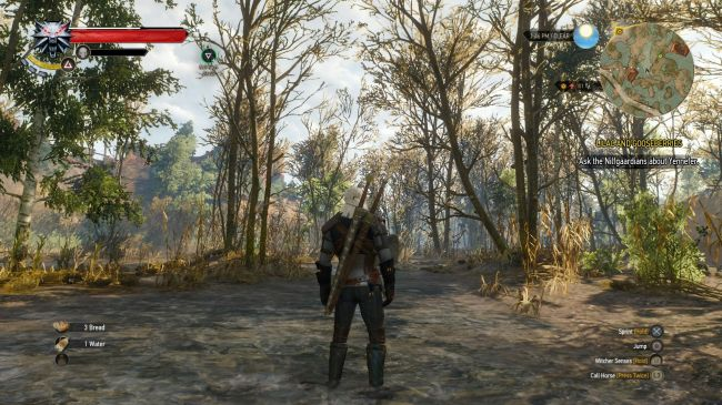 White Orchard