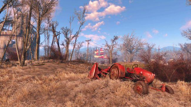 fallout 4 field