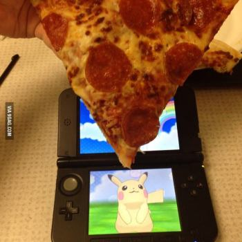 no more pokepuffs, only pizza