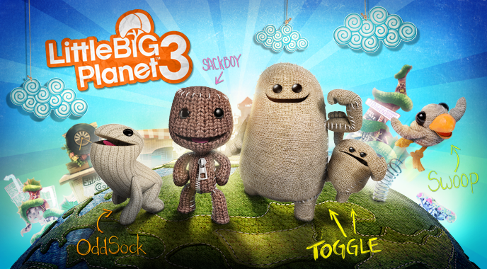 little big planet 3 cast with names