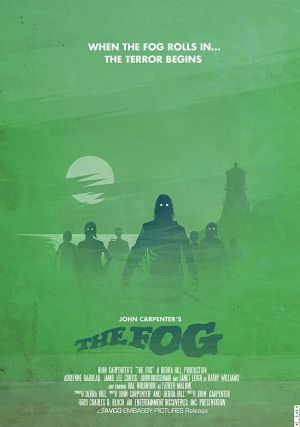 fog movie poster