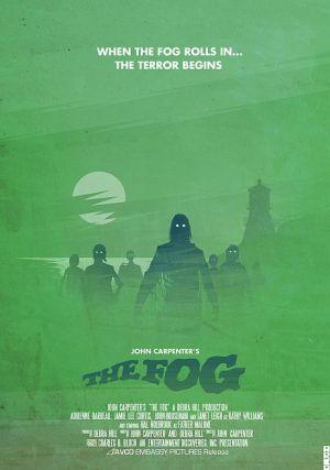 fog movie poster