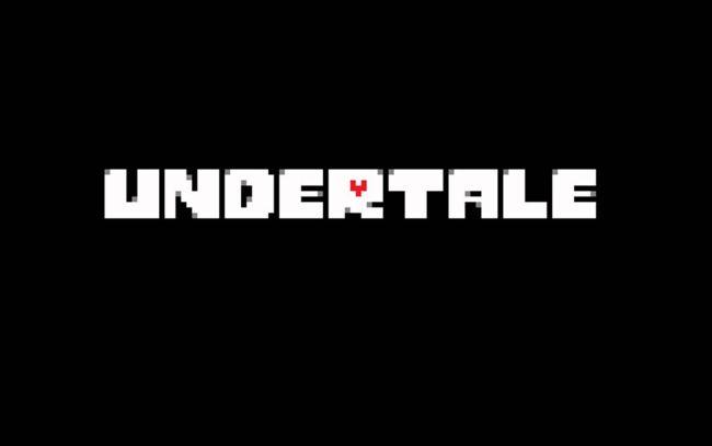 undertale title screen