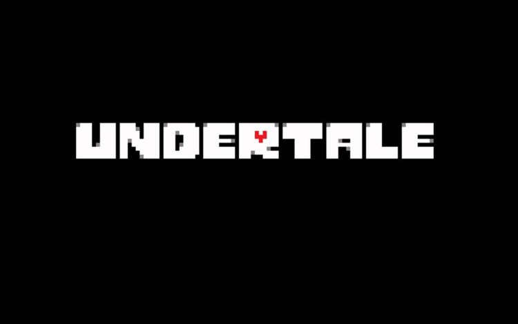 undertale title screen