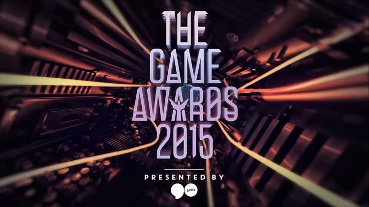 game awards 2015 logo