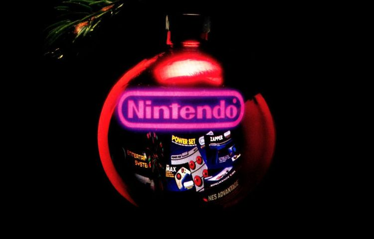 nintendo ornament cropped