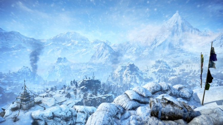 snow far cry 4 valley of the yeti