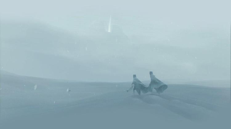 snow journey