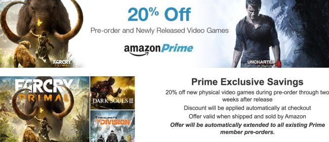 amazon prime video game deal screenshot