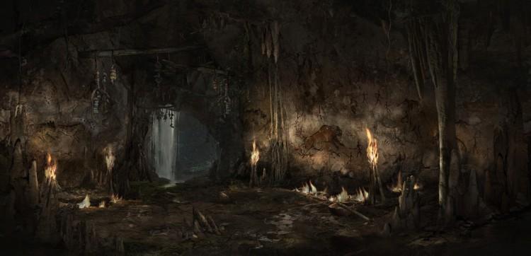 far cry primal cave