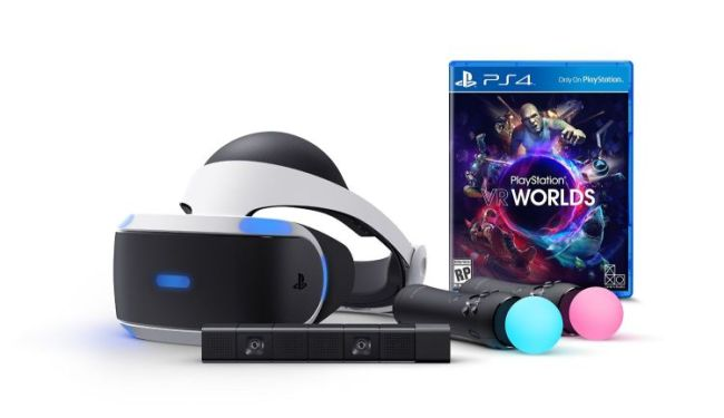 psvr launch bundle cover