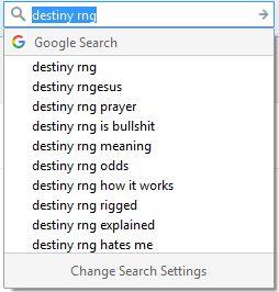 google rng