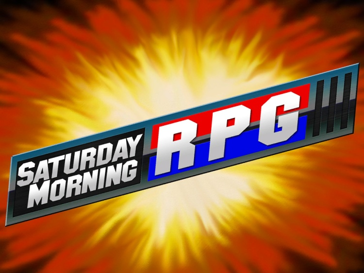 saturday morning rpg logo