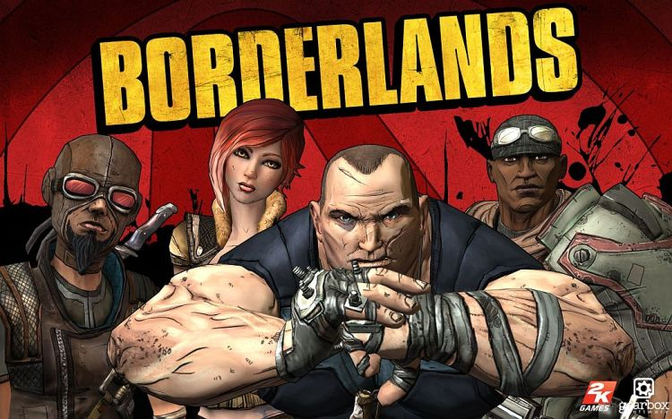 borderlands cast