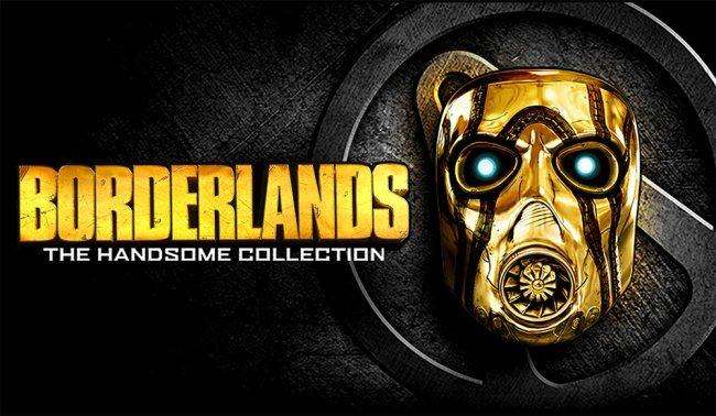 borderlands handsome collection logo