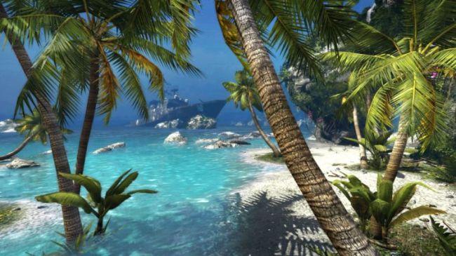 dead island riptide palms cover