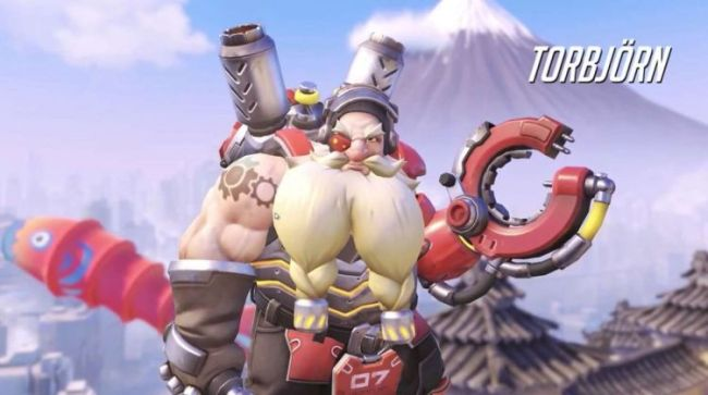 torbjorn title card cover