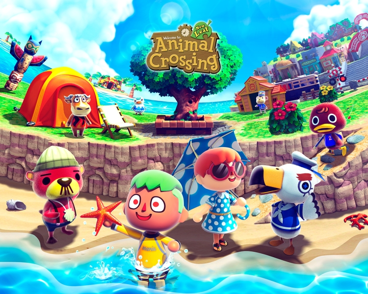 animal crossing new leaf summer