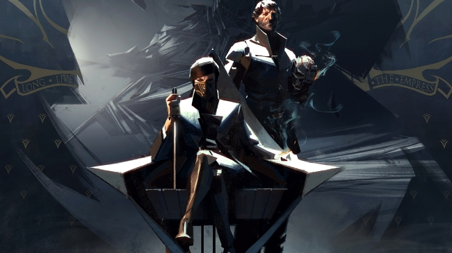 dishonored 2 emily and corvo