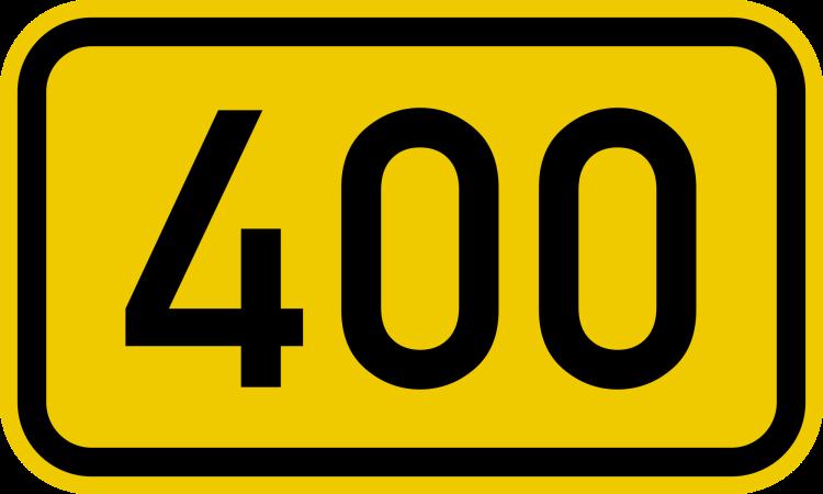 bundesstrase-400