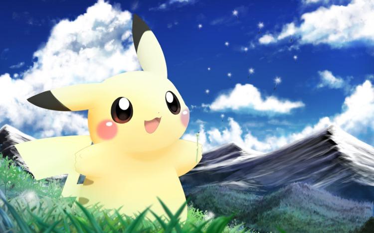 pikachu-dandelion